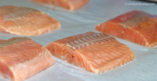bad salmon